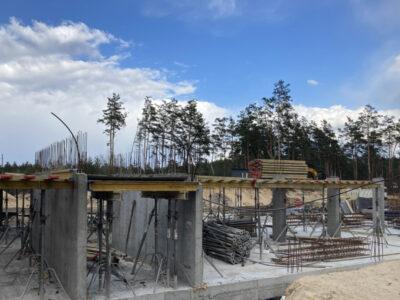 парк таун строительство