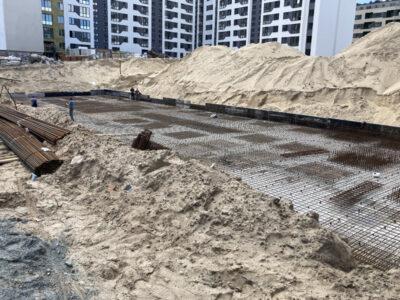 парк таун строительство 2021