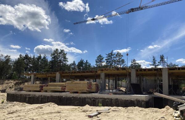 строительство ПаркТаун