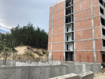 11 будинок хід будівництва